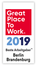 Siegel Great Place To Work 2019
